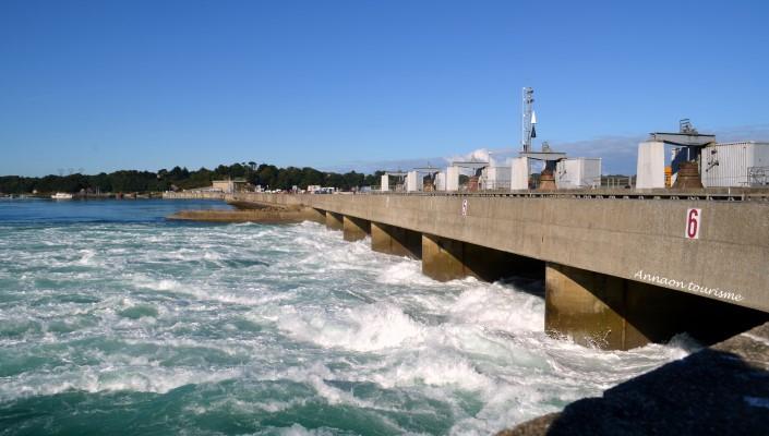 Rance et barrage visite individuels Annaon Tourisme