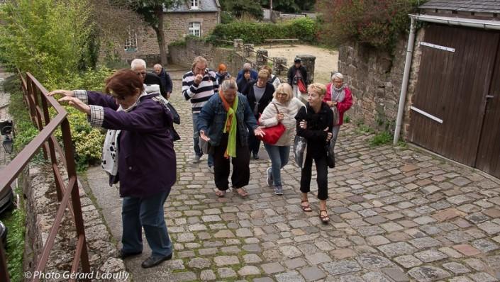 Annaon Tourisme Visites et balades individuels et familles Bretagne Côte d'Emeraude - Dinan