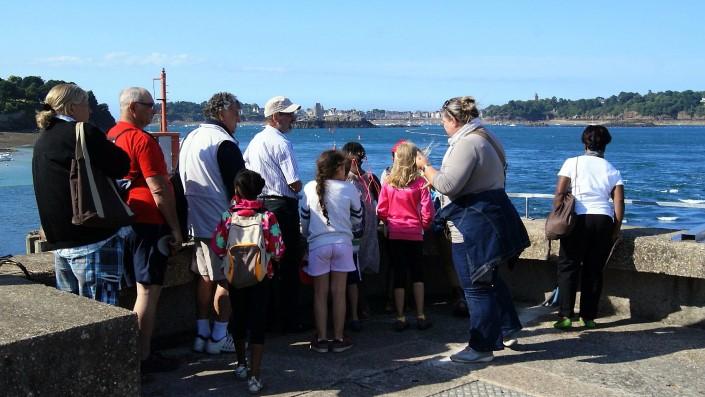 Annaon Tourisme Visites et balades individuels et familles Bretagne Côte d'Emeraude